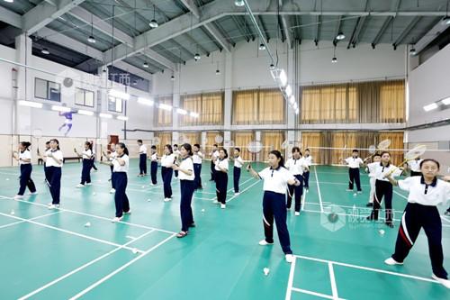 """江西湖口:落实 """"双减""""政策 体育运动""""升温"""""""